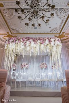 Astonishing Indian wedding ceremony venue capture