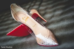 Shoes used by the beautiful maharani