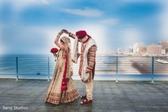 See this lovely Indian couple photo