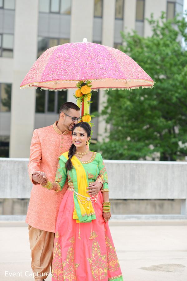 indian bride,indian groom,sangeet fashion