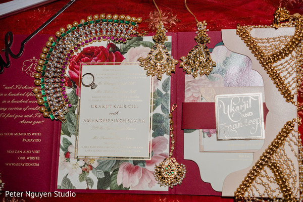 indian wedding,jewelry,maharani,invitation