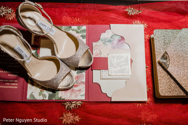 indian bride,shoes,maharani,invitations
