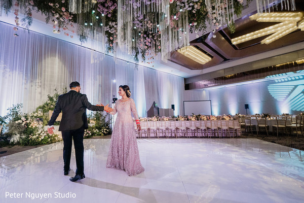 indian wedding,lengha,venue,floral