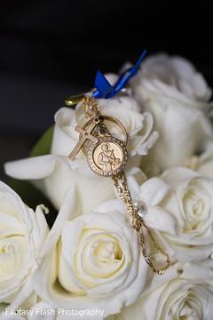 Wonderful Indian bridal Catholic jewelry.