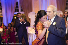Maharani first dance with parent capture.
