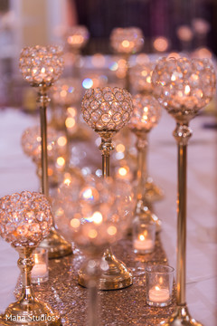 Indian wedding decoration objects