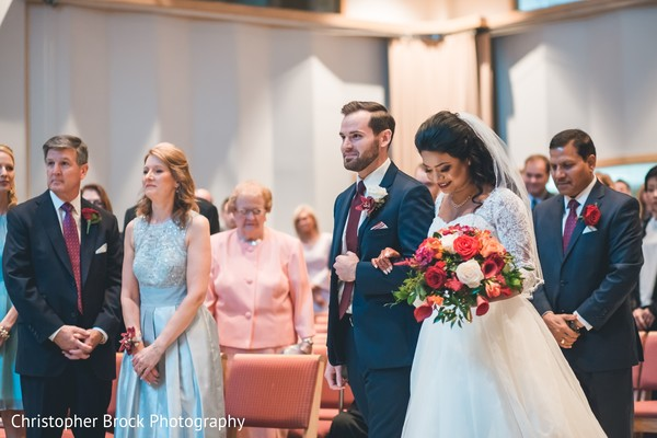 indian bride,indian christian wedding ceremony,indian groom