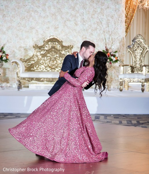 indian wedding reception dance,indian bride,indian groom