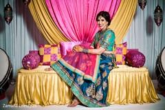 Astonishing Indian bridal photoshoot.