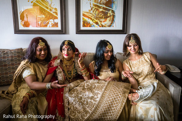 indian bride,maharani,venue,getting ready