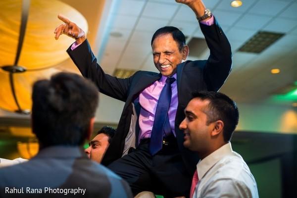 Indian wedding celebrations details