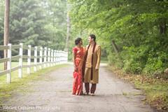 Adorable Indian lovebirds outdoors capture.