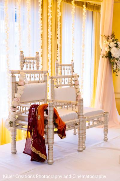 indian wedding,decor,stage,venue