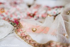 Accessories of the Indian bride's wardrobe
