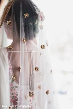 Details of Maharani's wardrobe