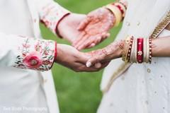Beautiful capture of Raja and Maharani's hands