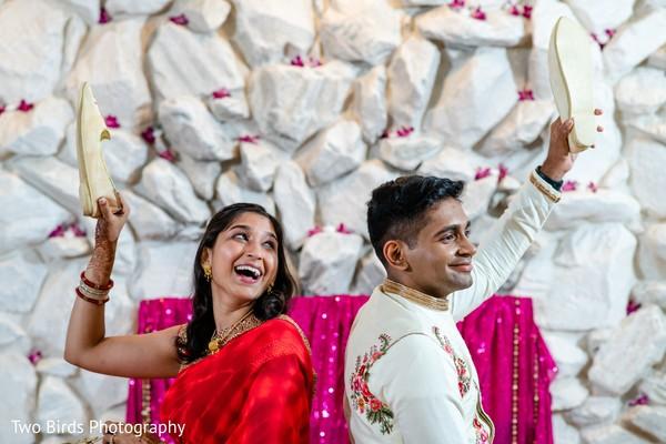 Indian newlyweds capture