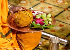 Special objects to be used at the Indian wedding rituals