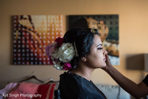 maharani,indian bride,indian bridal makeup