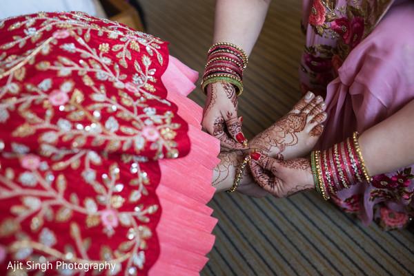 maharani,bridal jewelry,indian bridal ceremony fashion,anklets