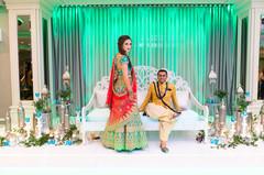 Stunning maharani looking at the camera