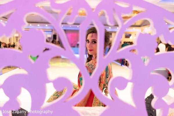 Indian bride looking flawless
