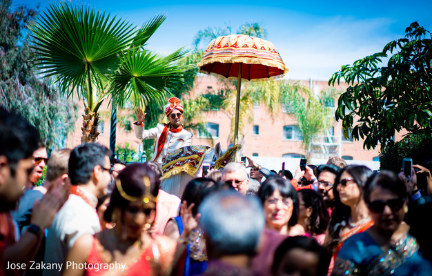 indian groom,baraat,horse,venue