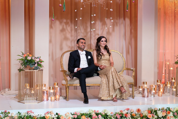 indian bride,indian groom,indian wedding reception