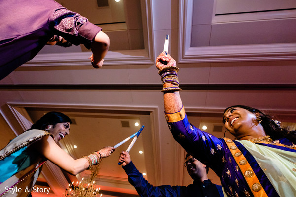 Magnificent Garba celebration