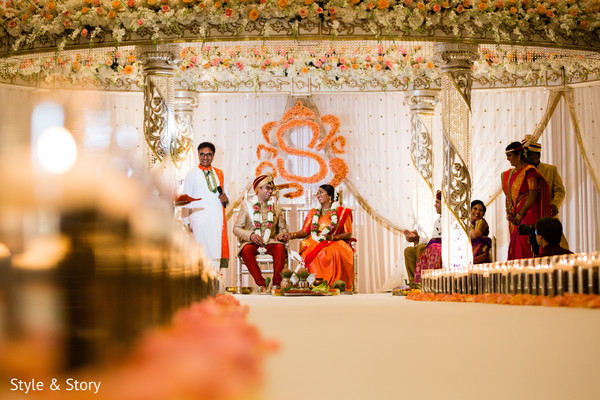 Impressive Indian wedding ceremony capture.
