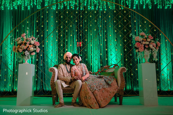 indian bride,maharani,venue,decor