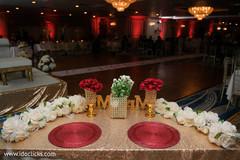 Luxury indian wedding decor.