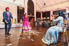 Incredible Indian wedding dance.