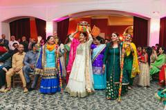 Incredible Indian sangeet performance.