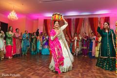 Sangeet celebration photo.