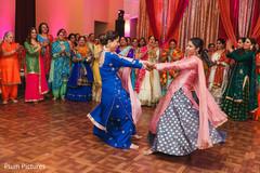 Incredible Indian bridesmaids dance capture.