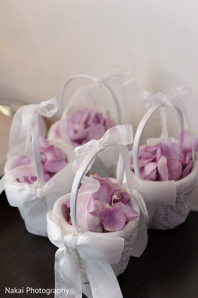 Favors for the Indian wedding guests
