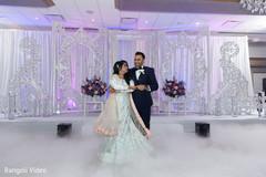 See this gorgeous Maharani and Raja dancing
