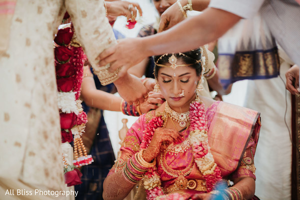 indian bride,maharani,venue,emotional