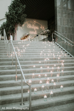 See this beautiful decor at the entrance