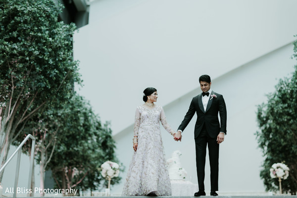 indian bride,indian groom,outdoors,photo shoot