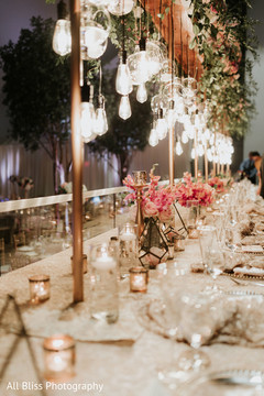 See this beautiful Indian wedding floral decor