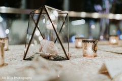 See this gorgeous ornaments on the table