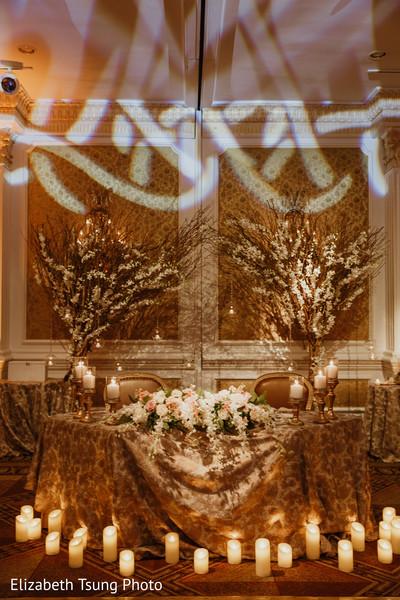 indian wedding,decor,table,reception