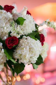 Floral arrangement design decoration