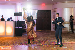 See this ravishing Maharani enjoy the reception