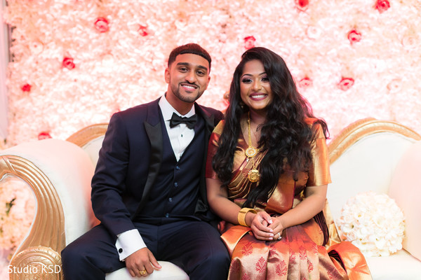 See this gorgeous Maharani and Raja posing