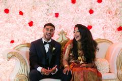 Indian wedding portrait details
