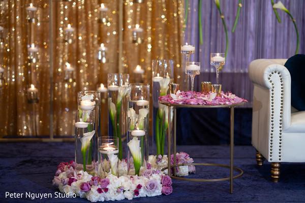 Fabulous candle decor.