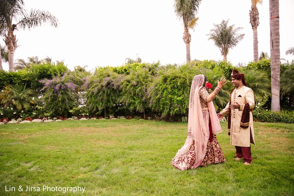 indian bride,indian groom,ceremony fashion